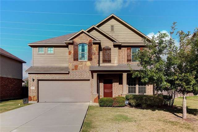 1023 N Ash Cv, Hutto, TX 78634 (#1563532) :: The Perry Henderson Group at Berkshire Hathaway Texas Realty