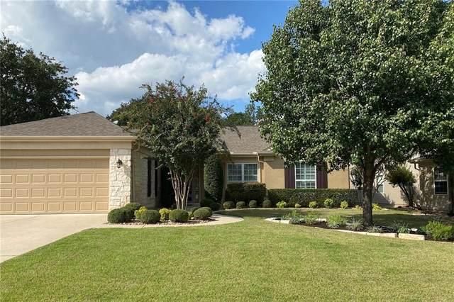 708 Breezeway Ln, Georgetown, TX 78633 (MLS #1563841) :: Brautigan Realty