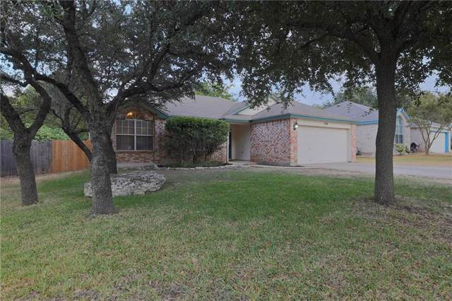 1718 Sequoia Dr, Leander, TX 78641 (#1597270) :: Service First Real Estate