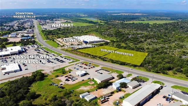 3350 N Us 281 Highway, Marble Falls, TX 78654 (#1629332) :: Zina & Co. Real Estate
