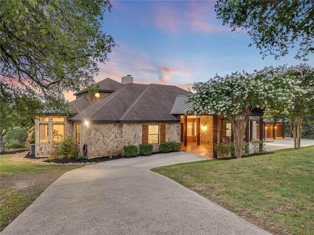 1223 Cielo Ranch Dr, San Marcos, TX 78666 (#1663429) :: Papasan Real Estate Team @ Keller Williams Realty