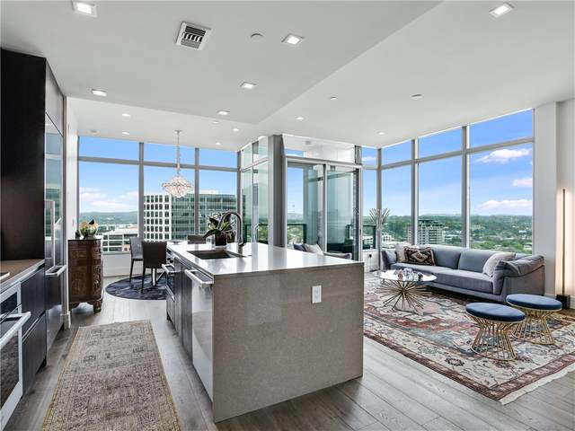 501 West Ave #1504, Austin, TX 78701 (#1710137) :: The Heyl Group at Keller Williams