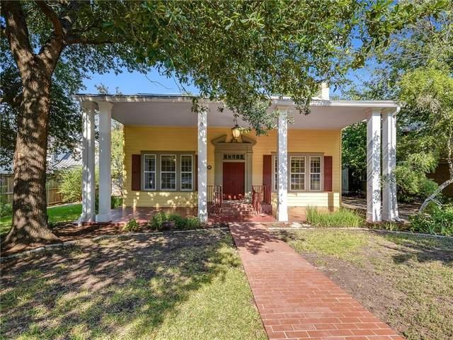 1604 Pease Rd, Austin, TX 78703 (#1743026) :: Papasan Real Estate Team @ Keller Williams Realty