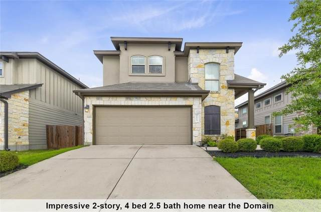 16109 Mcaloon Way, Austin, TX 78728 (#1773411) :: Ben Kinney Real Estate Team