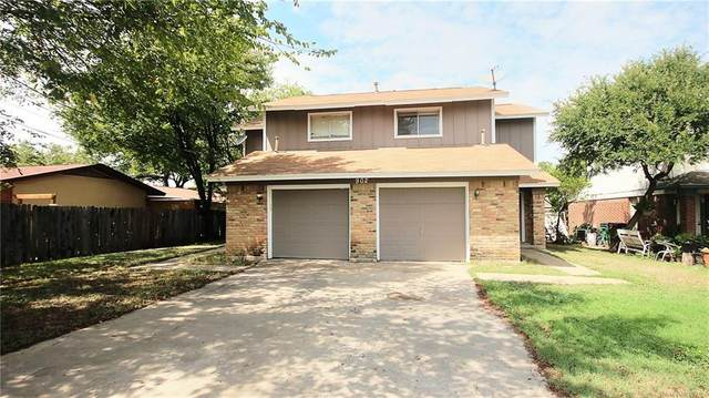 902 E Austin Ave, Round Rock, TX 78664 (#1802315) :: Azuri Group | All City Real Estate