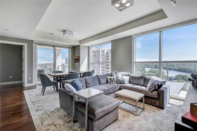 98 San Jacinto Blvd #708, Austin, TX 78701 (#1807961) :: The Perry Henderson Group at Berkshire Hathaway Texas Realty