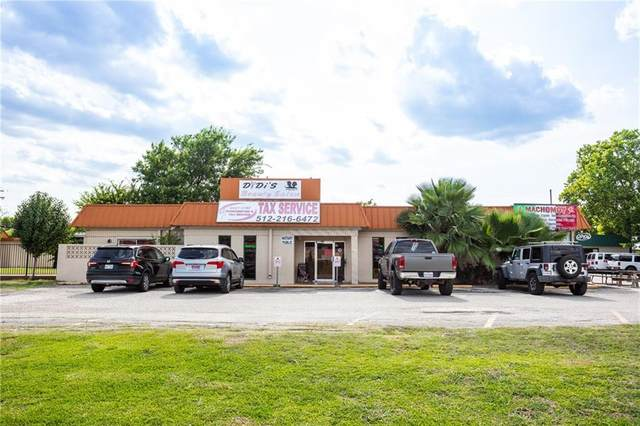 1122 N State Highway 123, San Marcos, TX 78666 (#1856734) :: Zina & Co. Real Estate