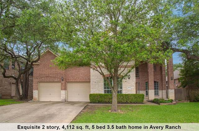 10004 Royal New Kent Dr, Austin, TX 78717 (#1858793) :: The Perry Henderson Group at Berkshire Hathaway Texas Realty