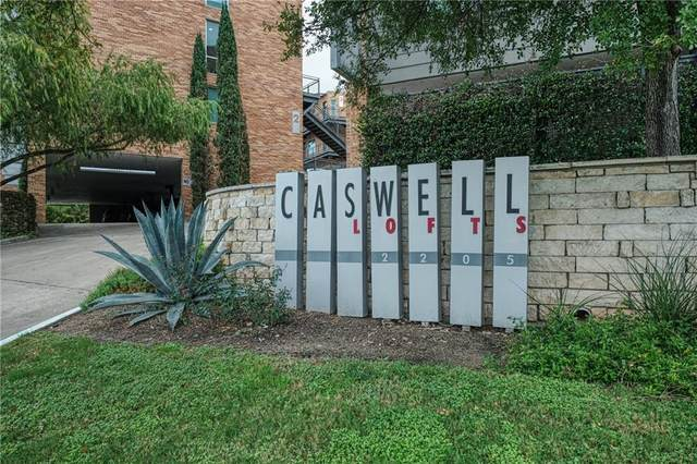 2205 N Lamar Blvd #513, Austin, TX 78705 (#1862536) :: RE/MAX Capital City