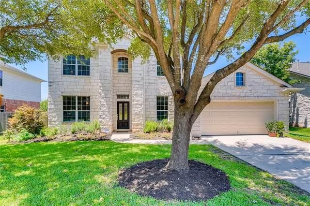 1705 Chula Vista Dr, Cedar Park, TX 78613 (#1941694) :: The Perry Henderson Group at Berkshire Hathaway Texas Realty