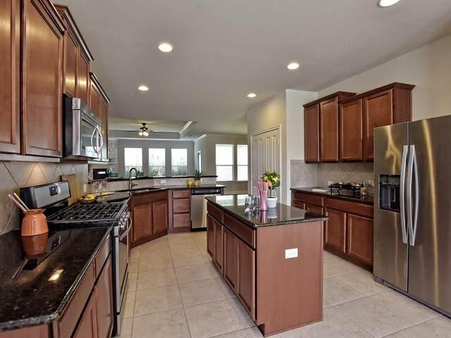904 Major Peak Ln, Georgetown, TX 78633 (#1957724) :: Green City Realty