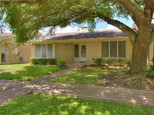 11131 Pinehurst Dr A, Austin, TX 78747 (#1959465) :: Green City Realty