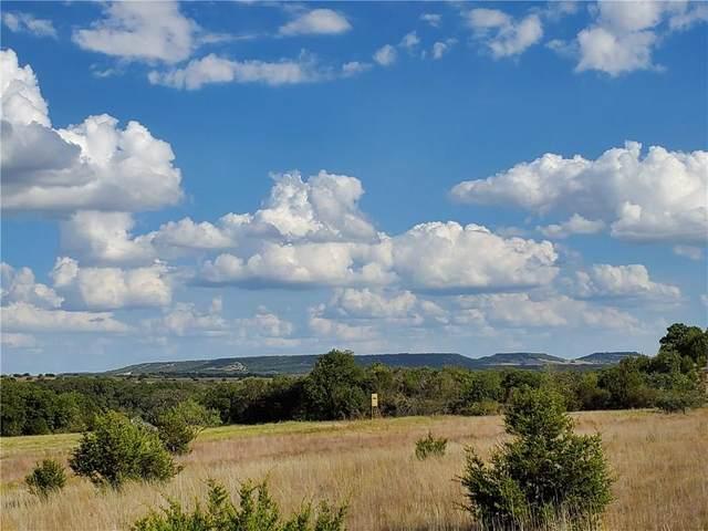 Lot 66 Hilltop Springs Ranch Rd, Lampasas, TX 76550 (#1997505) :: First Texas Brokerage Company