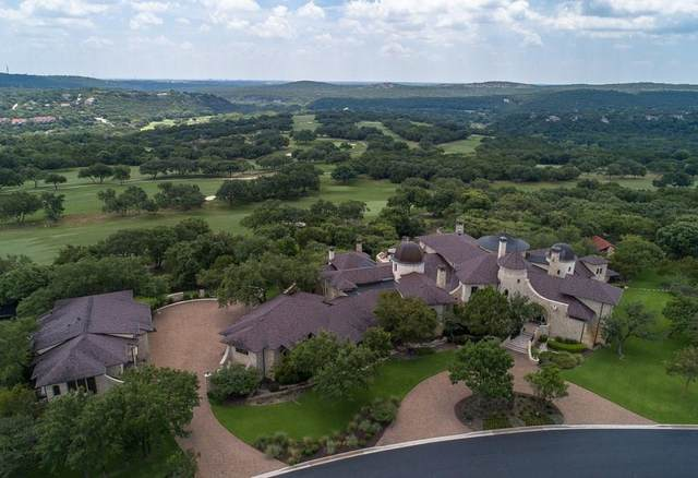 2401 Portofino Ridge Dr, Austin, TX 78735 (#1998395) :: Lancashire Group at Keller Williams Realty