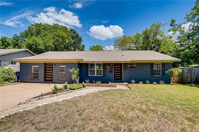 1716 Shelbourne Dr, Austin, TX 78752 (#2050662) :: First Texas Brokerage Company