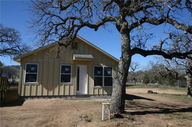 2415 Ridgeview Dr, Kingsland, TX 78639 (#2067248) :: Realty Executives - Town & Country