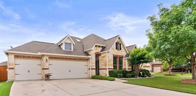2901 Castellan Ln, Round Rock, TX 78665 (#2086027) :: Papasan Real Estate Team @ Keller Williams Realty