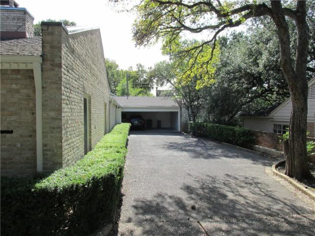 3417 Windsor Rd B, Austin, TX 78703 (#2109850) :: The Perry Henderson Group at Berkshire Hathaway Texas Realty