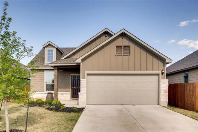129 Carlina Loop, Liberty Hill, TX 78642 (#2124468) :: Papasan Real Estate Team @ Keller Williams Realty