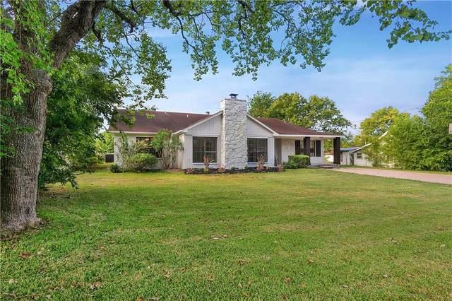 510 North St, Schulenburg, TX 78956 (MLS #2209718) :: Brautigan Realty