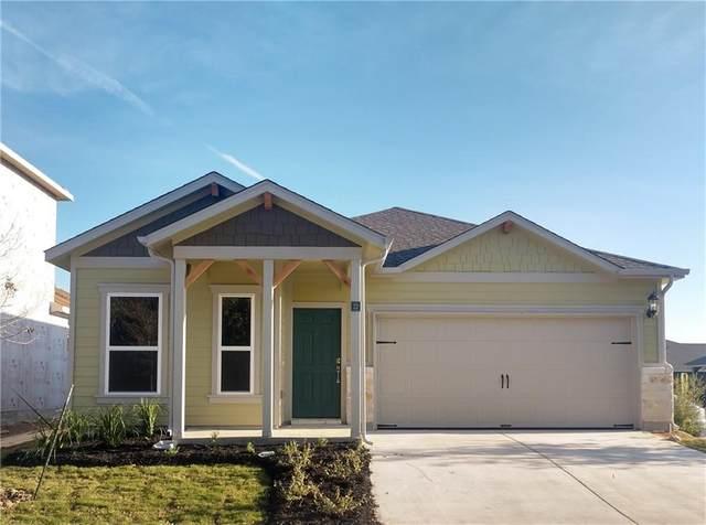 3017 Settlement Dr #22, Round Rock, TX 78665 (MLS #2260154) :: Brautigan Realty