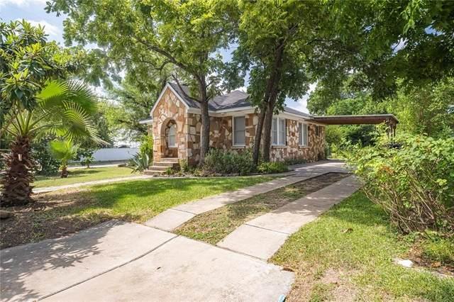 943 E 52nd St, Austin, TX 78751 (#2276156) :: Ben Kinney Real Estate Team