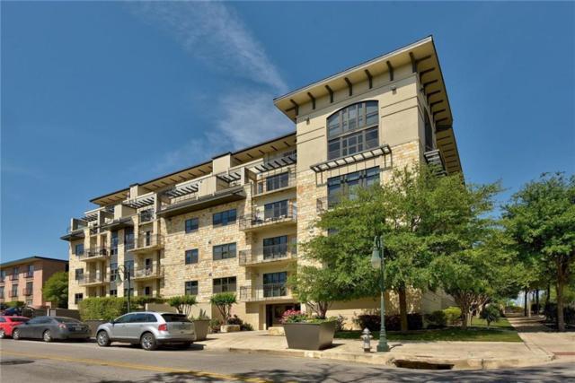 1812 West Ave #306, Austin, TX 78701 (#2286932) :: Austin International Group LLC