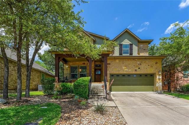9550 Savannah Ridge Dr #9, Austin, TX 78726 (#2362367) :: Zina & Co. Real Estate