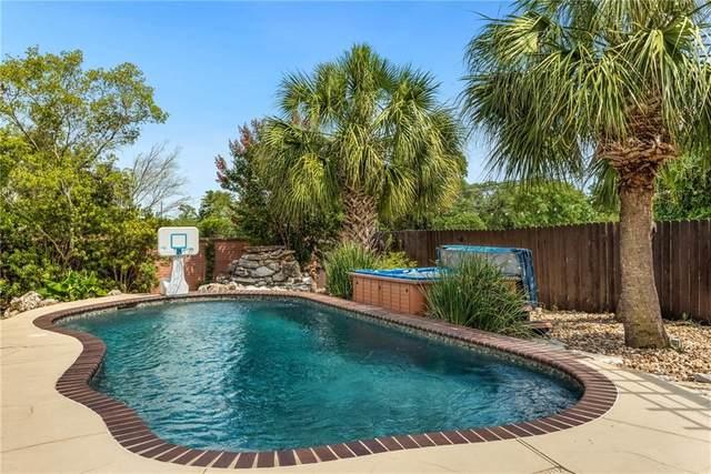 6101 Salcon Cliff Dr, Austin, TX 78749 (#2364541) :: Papasan Real Estate Team @ Keller Williams Realty