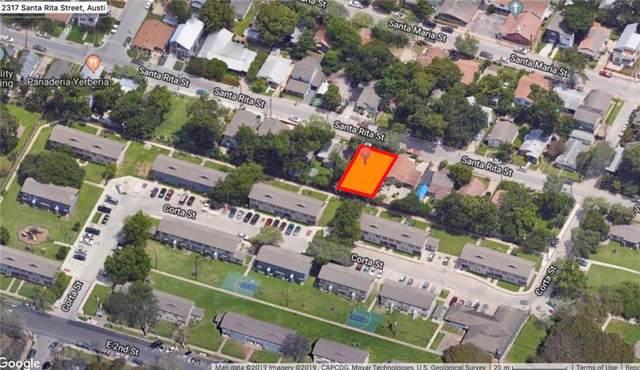 2317 Santa Rita St, Austin, TX 78702 (#2430945) :: The Perry Henderson Group at Berkshire Hathaway Texas Realty