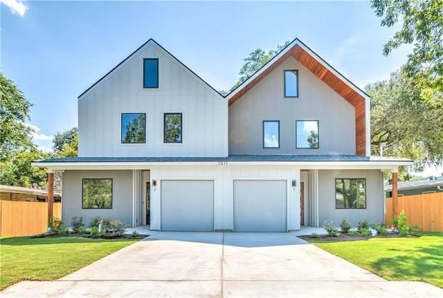 1311 Choquette Dr #1, Austin, TX 78757 (#2447964) :: Zina & Co. Real Estate