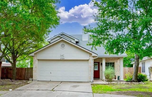 1709 Royal Ascot Dr, Pflugerville, TX 78660 (#2514887) :: Papasan Real Estate Team @ Keller Williams Realty