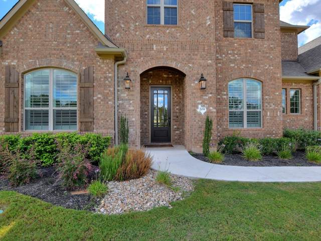 209 Umbrella Sky, Liberty Hill, TX 78642 (#2515744) :: The Perry Henderson Group at Berkshire Hathaway Texas Realty