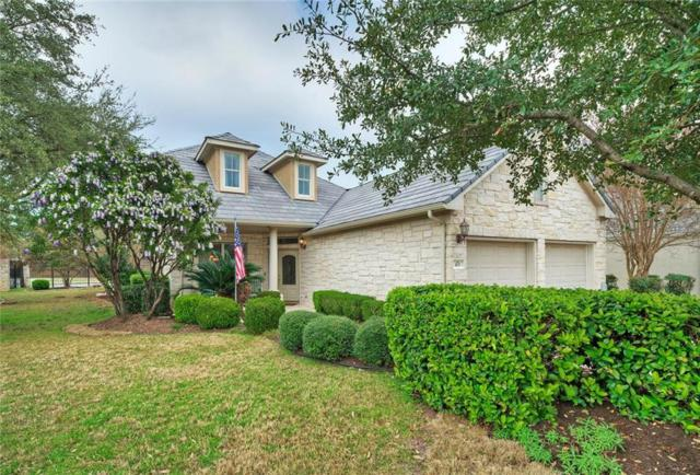 103 Double Eagle Dr #103, Austin, TX 78738 (#2545298) :: Watters International