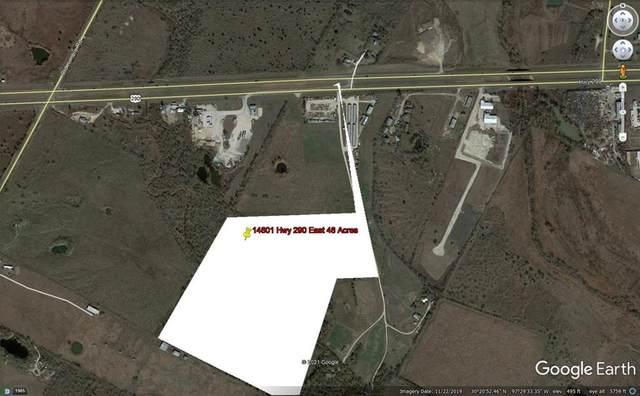 14601 Us Highway 290 Highway, Manor, TX 78653 (#2548913) :: Lauren McCoy with David Brodsky Properties