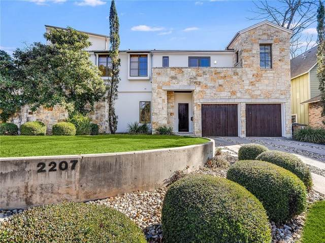2207 Forest Trl A, Austin, TX 78703 (#2596591) :: The Perry Henderson Group at Berkshire Hathaway Texas Realty
