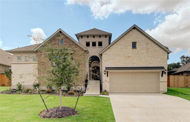 145 Lake Spring Cir, Georgetown, TX 78633 (#2599800) :: Papasan Real Estate Team @ Keller Williams Realty