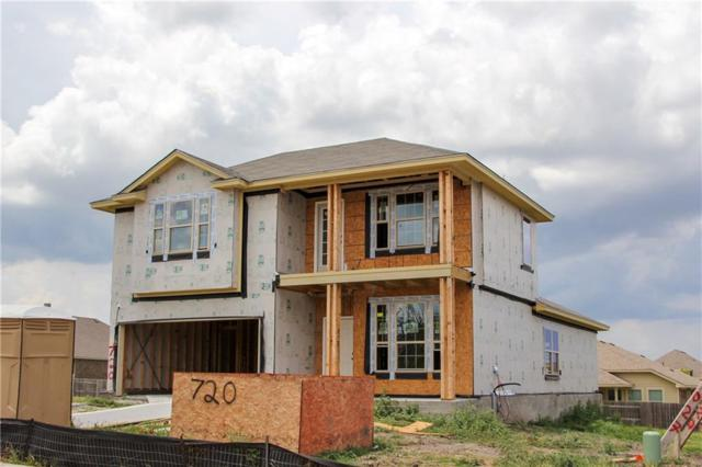 720 Coltrane Dr, Pflugerville, TX 78660 (#2604243) :: The Perry Henderson Group at Berkshire Hathaway Texas Realty