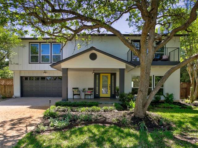 1511 Wilson Heights Dr, Austin, TX 78746 (#2607274) :: Lancashire Group at Keller Williams Realty