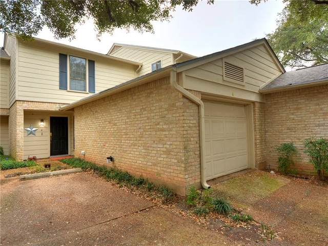 3421 Pecos St A-4, Austin, TX 78703 (#2611078) :: RE/MAX IDEAL REALTY