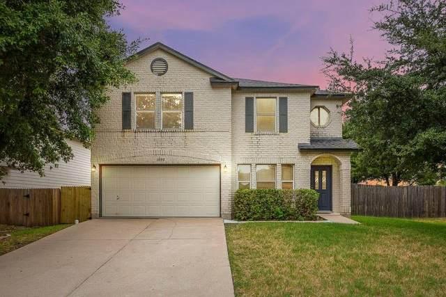 1000 Collie Path, Round Rock, TX 78664 (MLS #2667102) :: Brautigan Realty