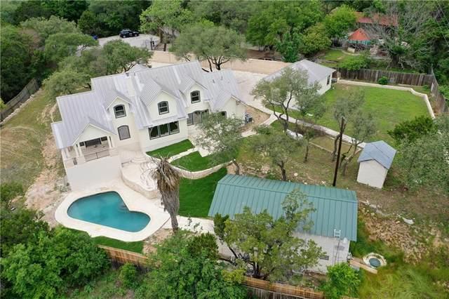 301 Woodlake Cir, Austin, TX 78733 (#2691288) :: Papasan Real Estate Team @ Keller Williams Realty