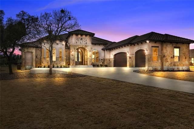 105 Gabwood Ct, Georgetown, TX 78633 (MLS #2717386) :: Brautigan Realty