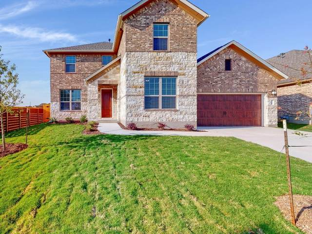 1308 Knowles Dr, Hutto, TX 78634 (#2732842) :: The Gregory Group