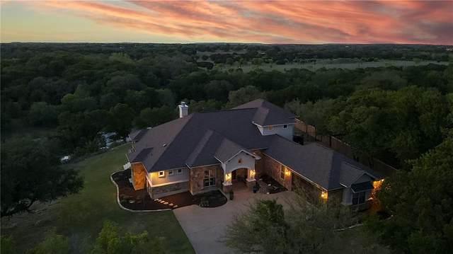 4001 County Road 258, Liberty Hill, TX 78642 (#2833419) :: Tai Earthman | Keller Williams Realty