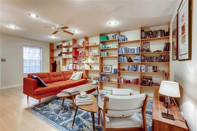 1240 Barton Hills Dr #107, Austin, TX 78704 (#2875671) :: Lauren McCoy with David Brodsky Properties