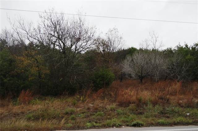 Lot1 Bell Springs, Dripping Springs, TX 78620 (#2887322) :: Zina & Co. Real Estate