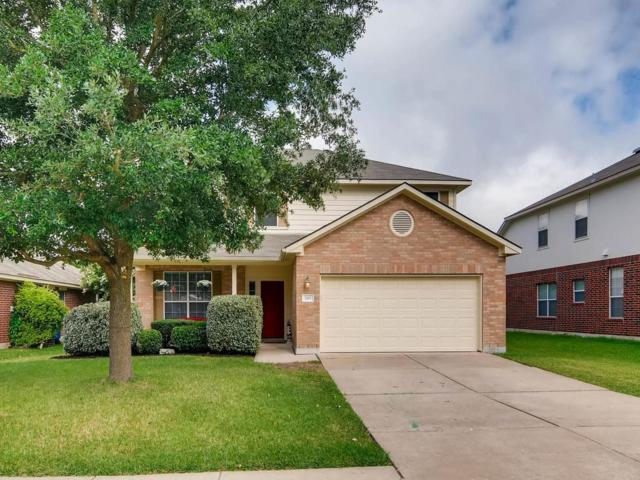 203 Hanstrom Dr, Hutto, TX 78634 (#2903235) :: Watters International