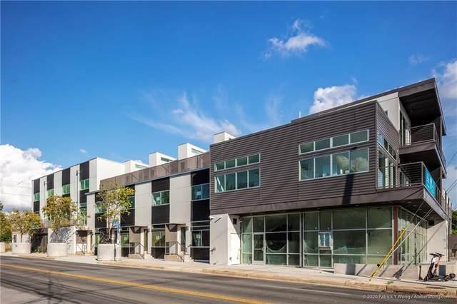 1701 E Martin Luther King Jr Blvd #208, Austin, TX 78702 (#2905194) :: Ben Kinney Real Estate Team