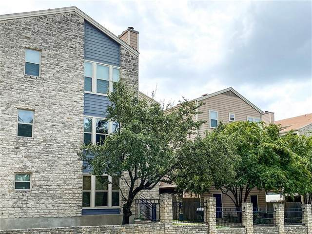 2414 Longview St #209, Austin, TX 78705 (#2909373) :: Realty Executives - Town & Country